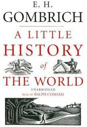 Book cover: 'A Little History of the World'