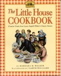 Book cover: 'The Little House Cookbook'