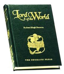 Book cover: 'Lord of the World'