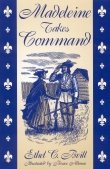 Book cover: 'Madeleine Takes Command'