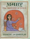 Book cover: 'Mary, the Mother of Jesus'