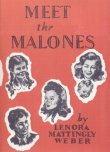 Book cover: 'Meet the Malones'