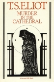 Book cover: 'Murder in the Cathedral'