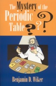 Book cover: 'The Mystery of the Periodic Table'
