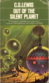 Book cover: 'Out of the Silent Planet'