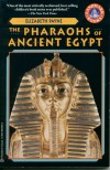Book cover: 'The Pharaohs of Ancient Egypt'
