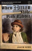 Book cover: 'When Hitler Stole Pink Rabbit'