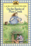 Book cover: 'On the Banks of Plum Creek'