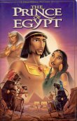 Book cover: 'The Prince of Egypt'