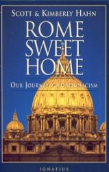 Book cover: 'Rome Sweet Home'