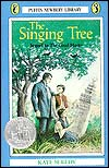 Book cover: 'The Singing Tree'