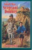 Book cover: 'The Small War of Sergeant Donkey'