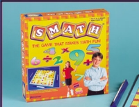 Book cover: 'Smath: The Game that Makes Math Fun'