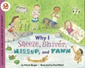 Book cover: 'Why I Sneeze, Shiver, Hiccup and Yawn'