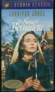 Book cover: 'The Song of Bernadette'