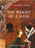 Book cover: 'The Weight of a Mass'