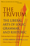 Book cover: 'The Trivium: the Liberal Arts of Logic, Grammar, and Rhetoric'