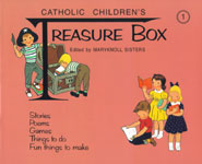 Book cover: 'Catholic Children's Treasure Box'