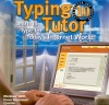 Book cover: 'Typing Tutor 10'