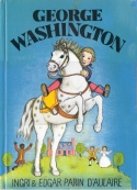 Book cover: 'George Washington'