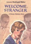 Book cover: 'Welcome Stranger'