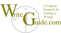 Book cover: 'WriteGuide.com Individualized Writing Course'