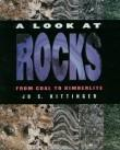 Book cover: 'A Look at Rocks: from Coal to Kimberlite'