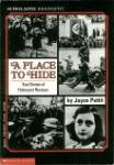 Book cover: 'A Place to Hide: True Stories of Holocaust Rescues'