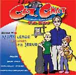 Book cover: 'Cat. Chat: The Catholic Audio Show for Kids Vol. 1'