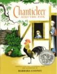 Book cover: 'Chanticleer and the Fox'