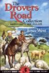 Book cover: 'The Drovers Road Collection: Adventures in New Zealand'