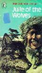 Book cover: 'Julie of the Wolves'