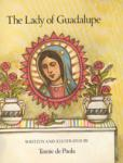 Book cover: 'The Lady of Guadalupe'