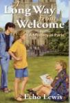 Book cover: 'A Long Way from Welcome: A Mystery in Paris'
