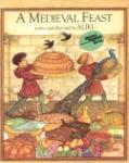 Book cover: 'A Medieval Feast'