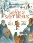 Book cover: 'The Miracle of St. Nicholas'