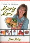 Book cover: 'Miserly Meals'