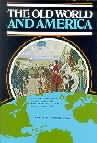 Book cover: 'The Old World and America'