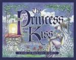 Book cover: 'The Princess and the Kiss'