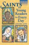 Book cover: 'Saints for Young Readers for Every Day'
