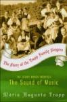 Book cover: 'The Story of the Trapp Family Singers'