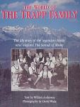 Book cover: 'The World of the Trapp Family'